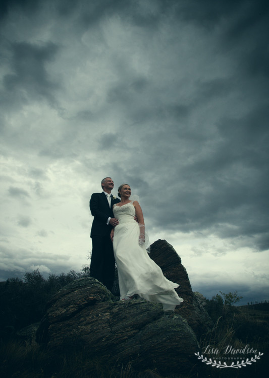 Nerine & Mark Healey's wedding day