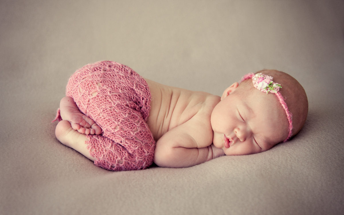 Orla- Newborn photoshoot