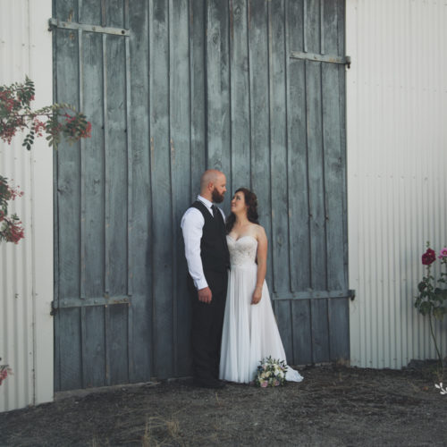 Amy & Adam - Central Otago Wedding