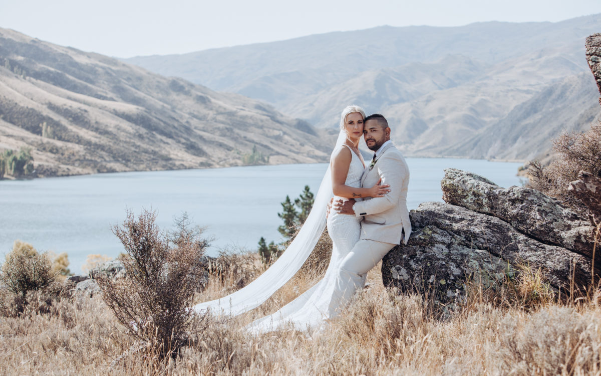 Talia & Patricks - Central Otago - Wedding